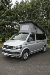 VW T6 Front Elevating Roof