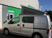 Nissan NV200 Front Elevating Roof