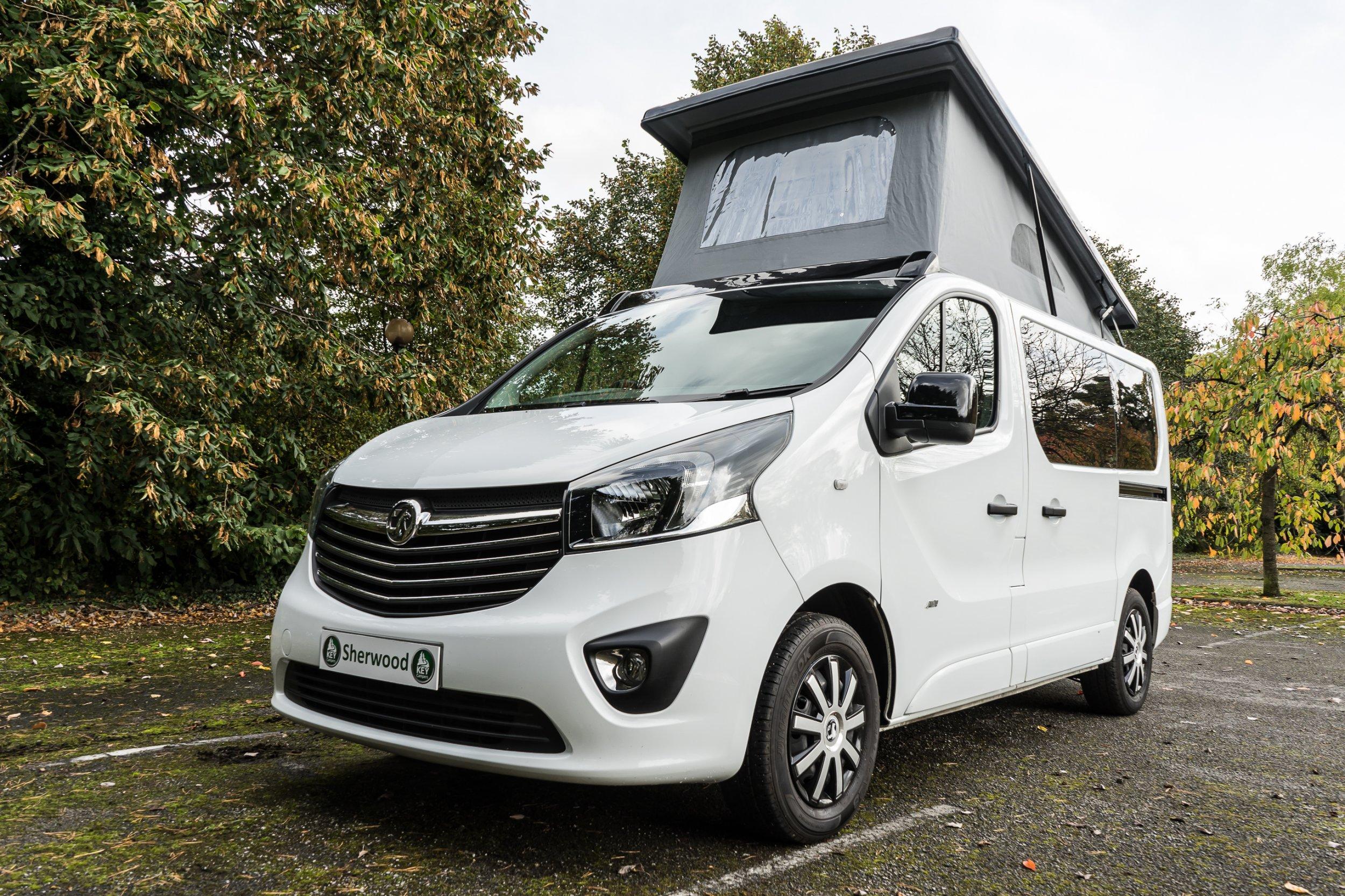 Vauxhall Vivaro | Key Camper Conversions