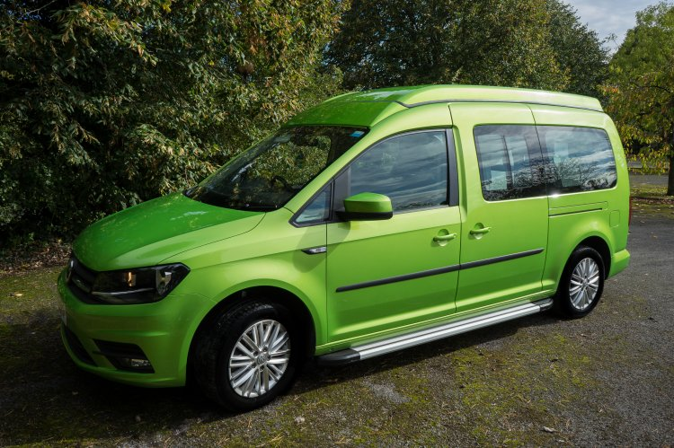 Vw Caddy Maxi Camper Van Key Camper Conversions