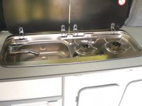 Smev 9222 Sink/Hob Combination Units