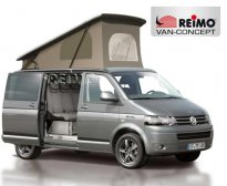 VW T5 SWB Easy Fit Front Elevating Roof with Belt Closure