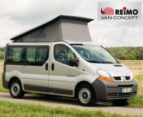 Renault Trafic/Vauxhall Vivaro/Nissan with cut out for cab
