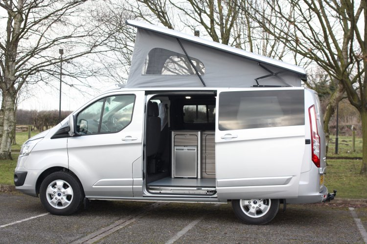 Ford Transit Custom | Key Camper Conversions