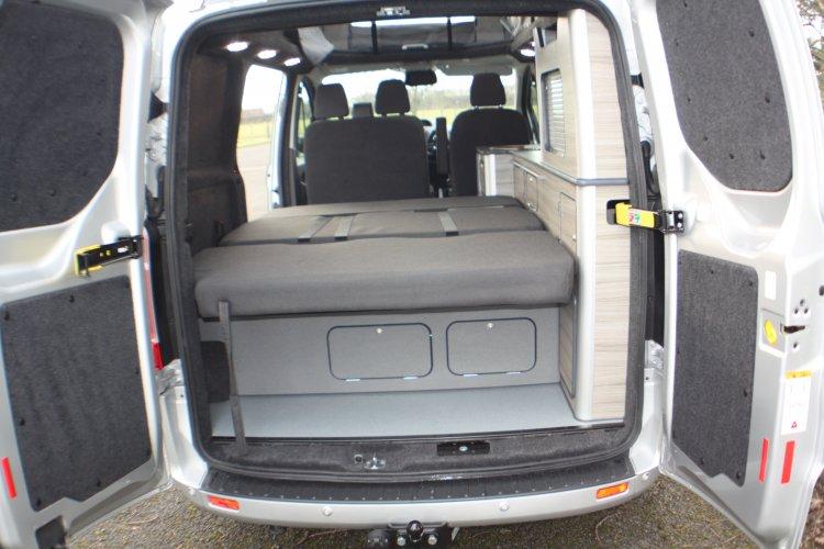 Ford Transit Custom   Key Camper Conversions